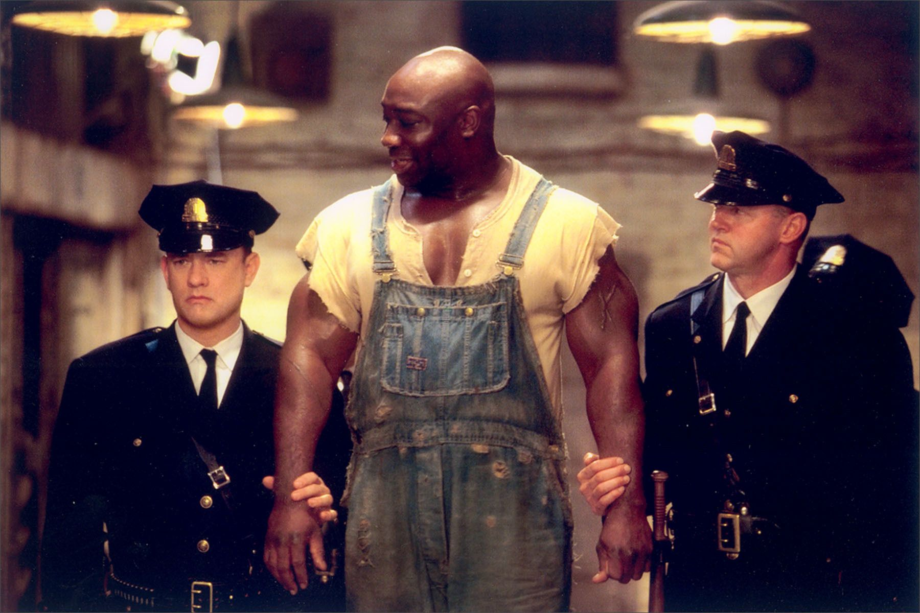 The Green Mile - Tom Hanks, Michael Clarke Duncan & David Morse