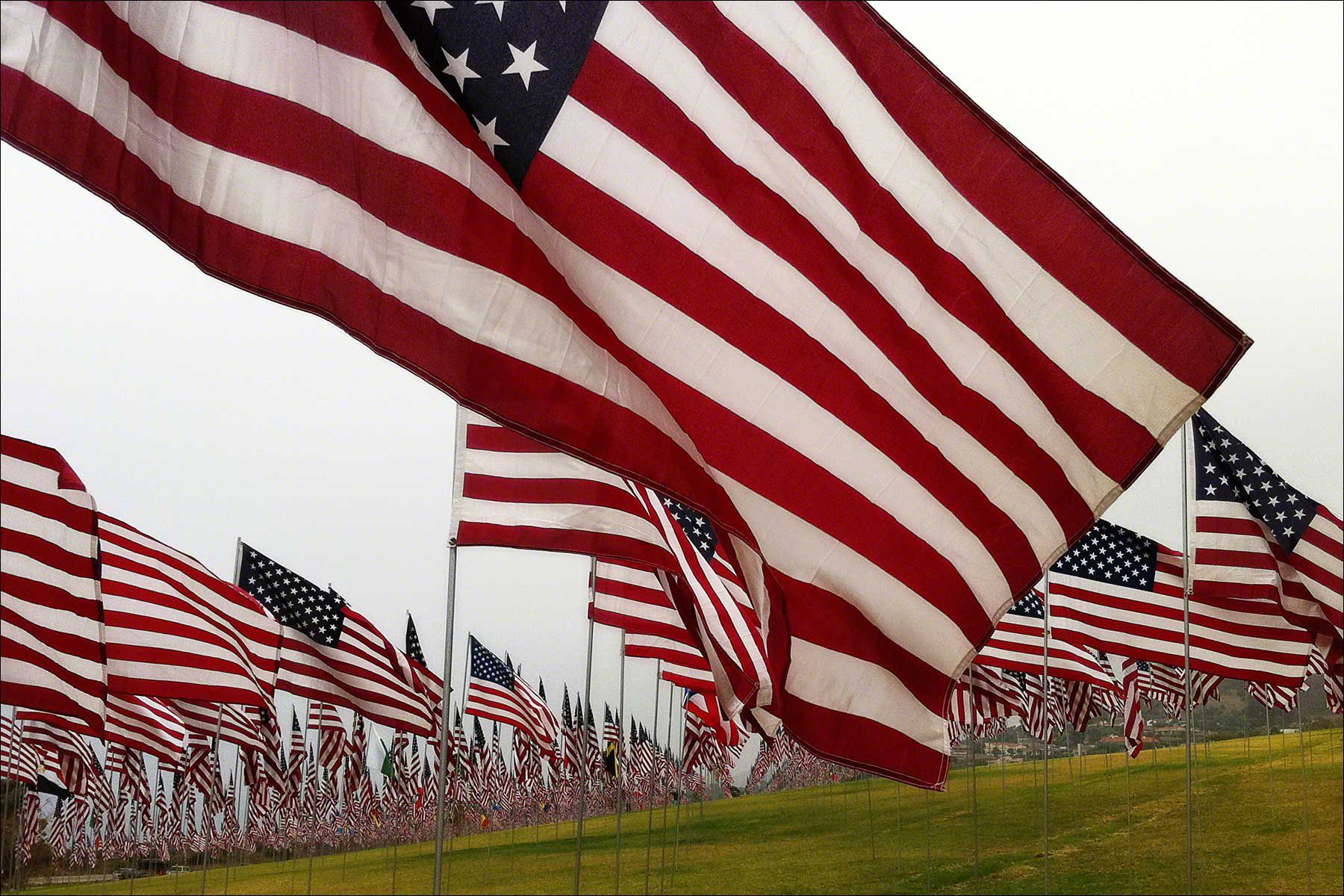 9/11 Memorial, Los Angeles
