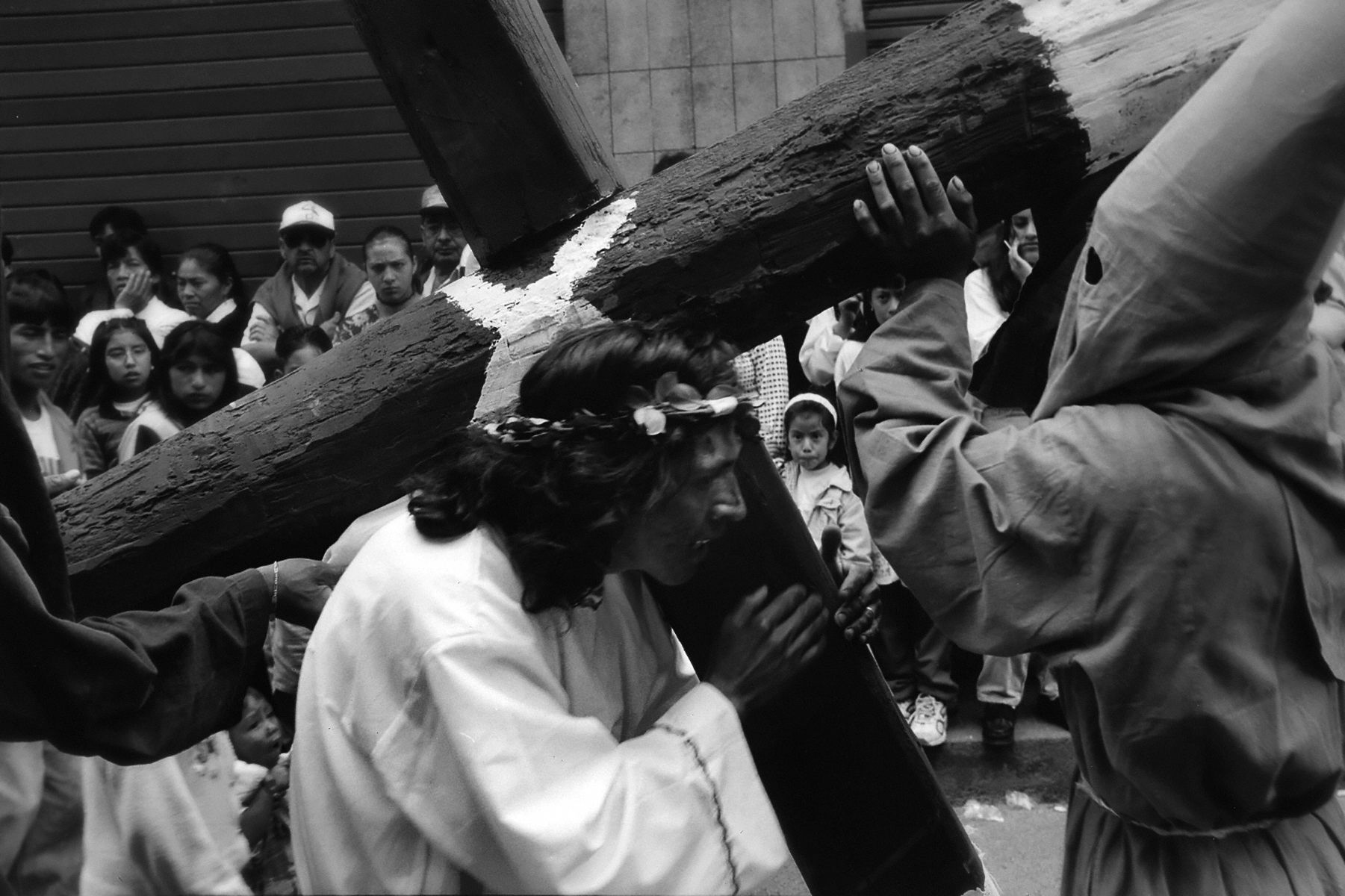 Good Friday Procession - Quito, Ecuador