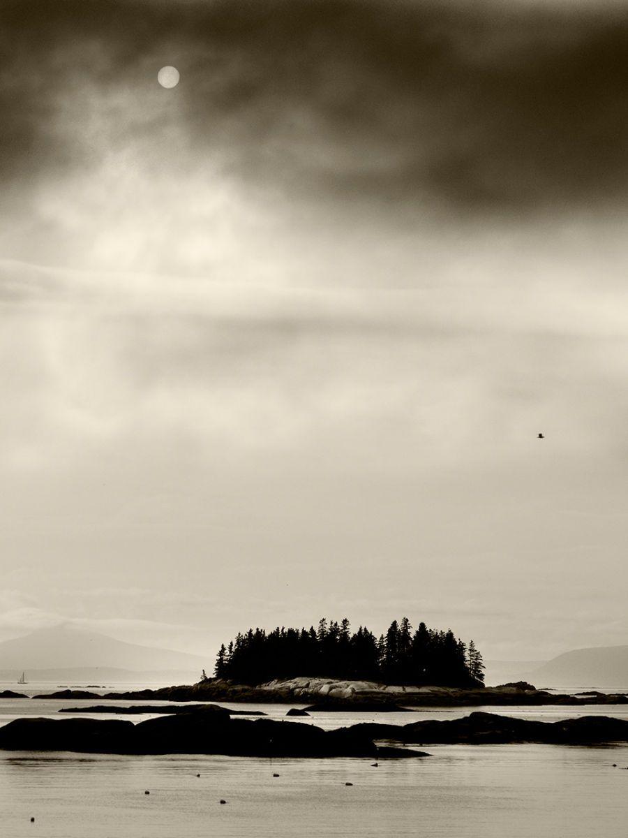 The Last Crossing - Vinalhaven, Maine