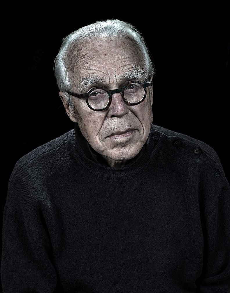 john guare, playwright, 2016
