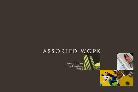 Assorted  Work