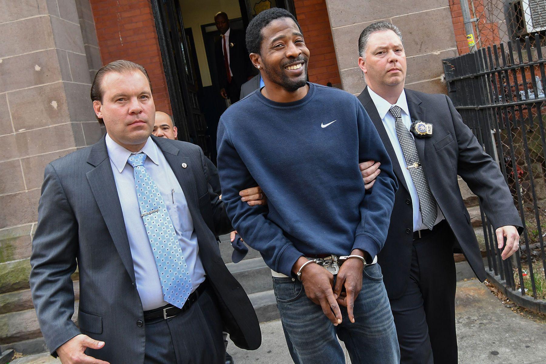 ALLEN COOPER, tripple homicide suspect