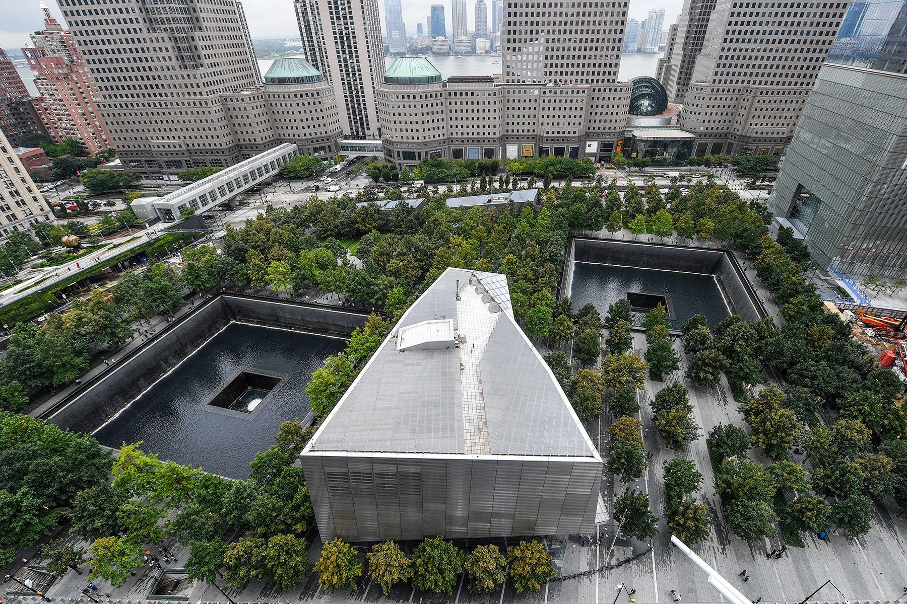 Ground Zero 20th Anniversary