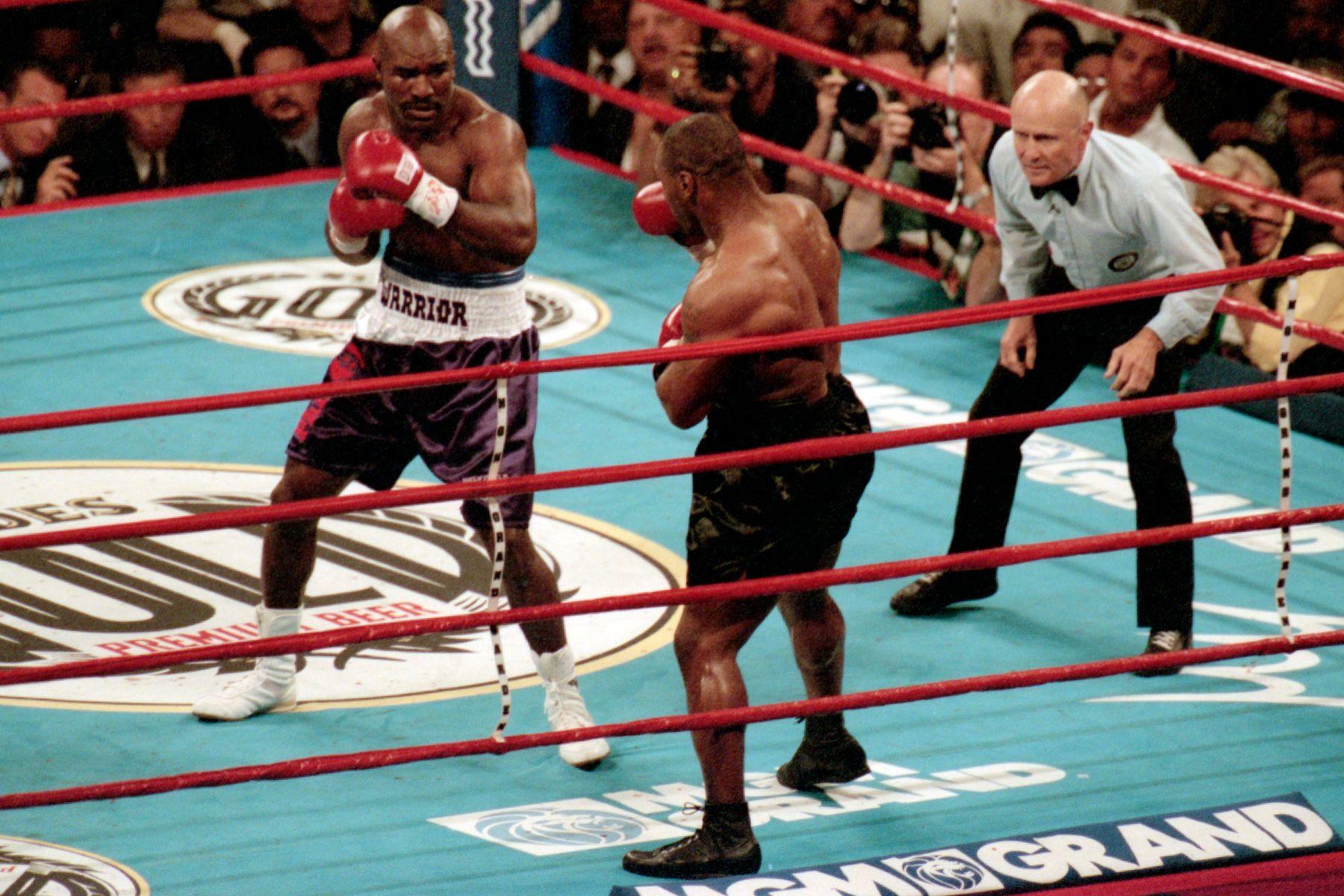 Mike Tyson vs. Evander Holyfield II, LAS VEGAS
