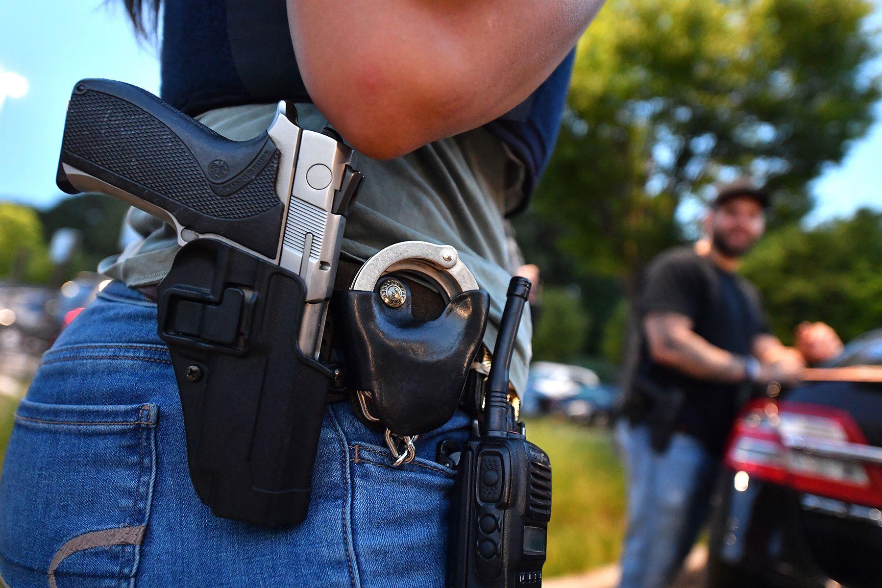 NYPD raid