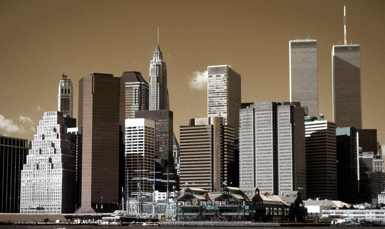 World Trade Center before 9-11