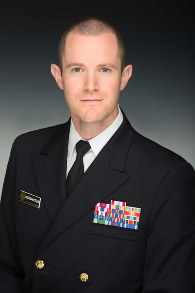 military headshot