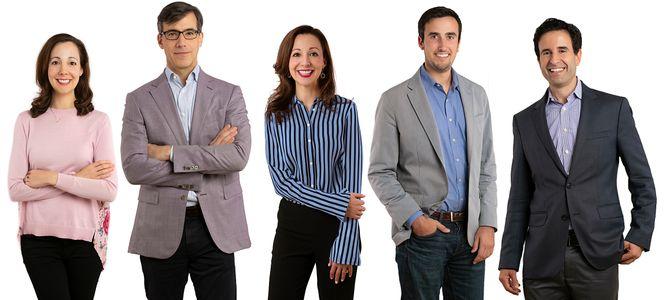 dc portraits of executives