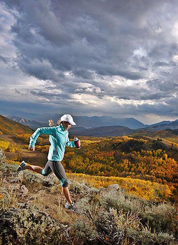 Trail RunningPark City, Utah