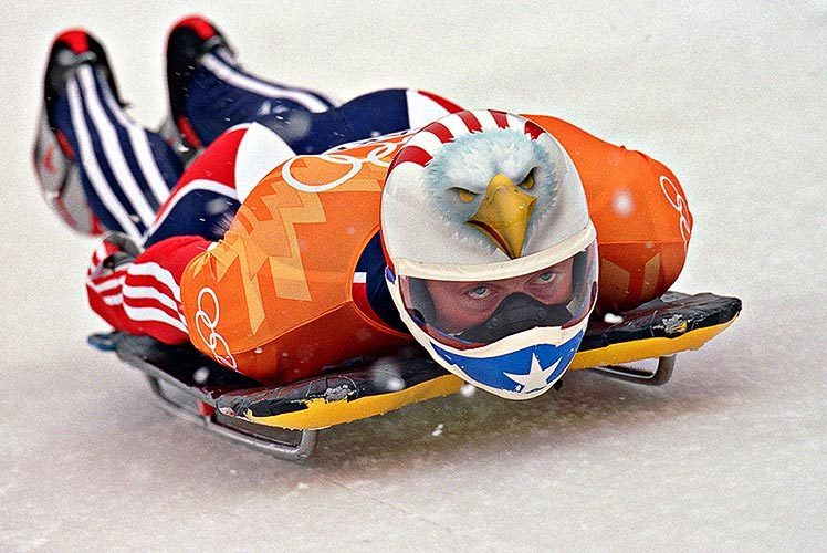 Jim Shea         Gold Medal    Skeleton  2002