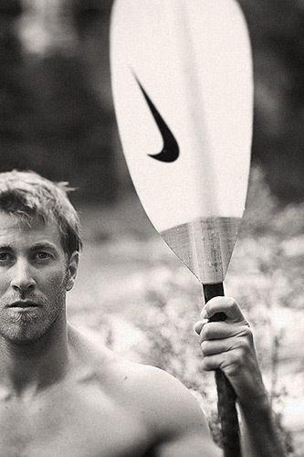 Brad Ludden, pro kayaker