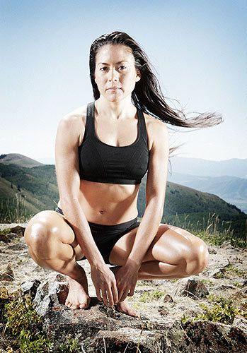 Pua Sawiki, pro mountain biker