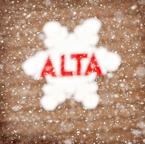 Alta Resort, Utah