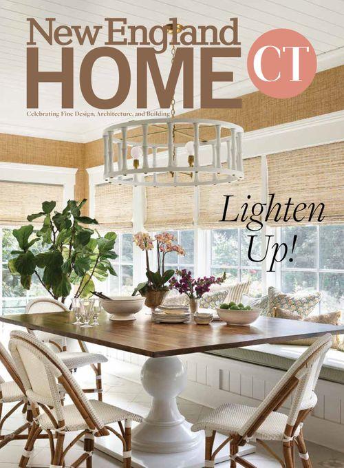 New England Home 2021 Cover