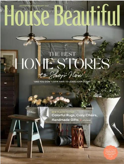 House Beautiful 2020 Print