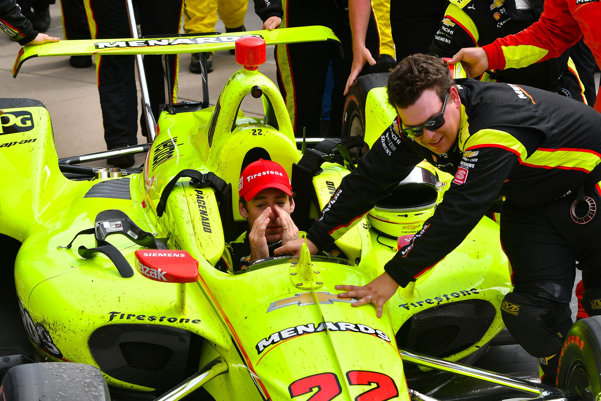 Borgwarner Indy 500 Simon Pagenaud, May 2019