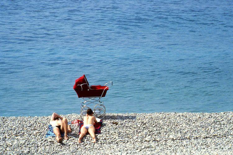 Along the Riviera, Nice