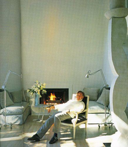 John Oetgen Design   New American Living  Room  Chris Madden