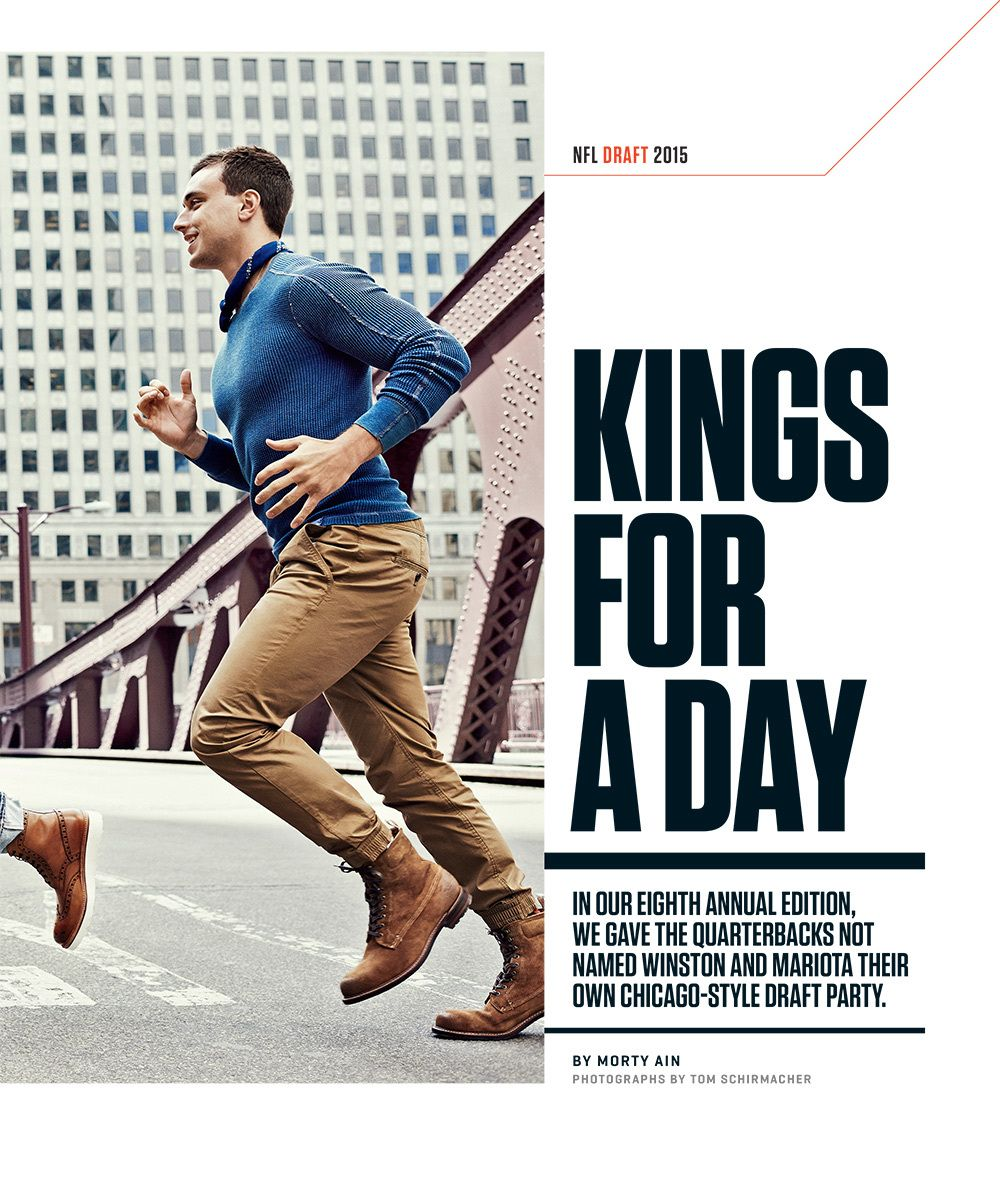 ESPN 'Kings for a Day'