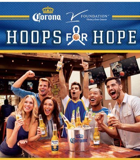 "Corona ""Hoops for Hope"""
