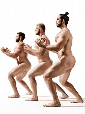 ESPN 'The Body Issue'