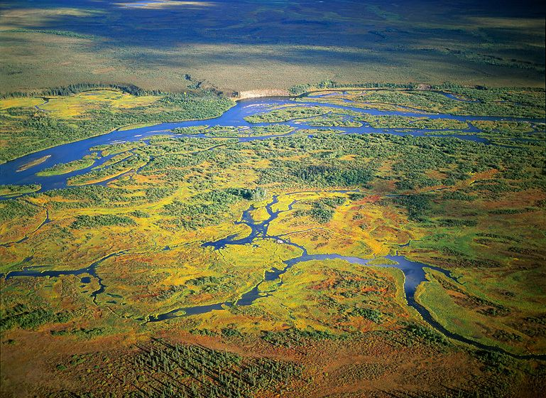 STUYAHOK RIVER SYSTEM, BRISTOL BAY HEADWATERS