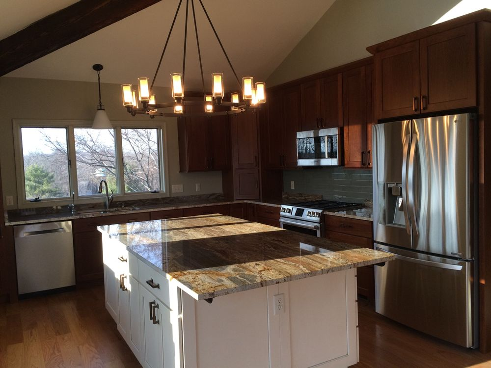 Collins Kitchen from Sunroom
