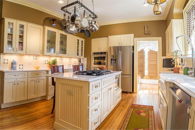 Vintage kitchen creation