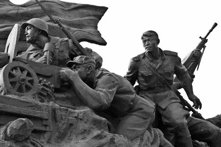 Monument to the Liberation War I