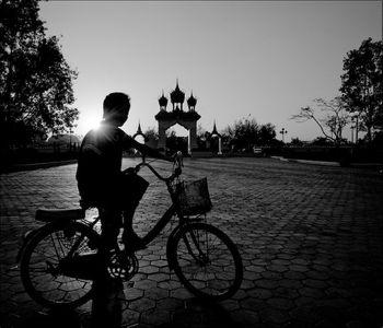 Evening Bike Ride...