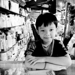 Shopkeeper...