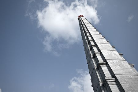 Juche Idea Tower