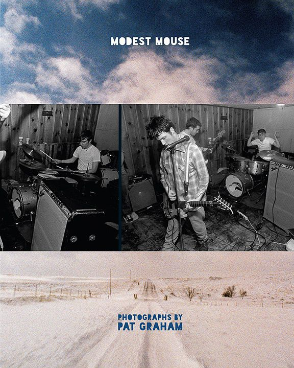 Modest Mouse by Pat Graham released on Power House Books 2014. Read more about it via Cool Hunting