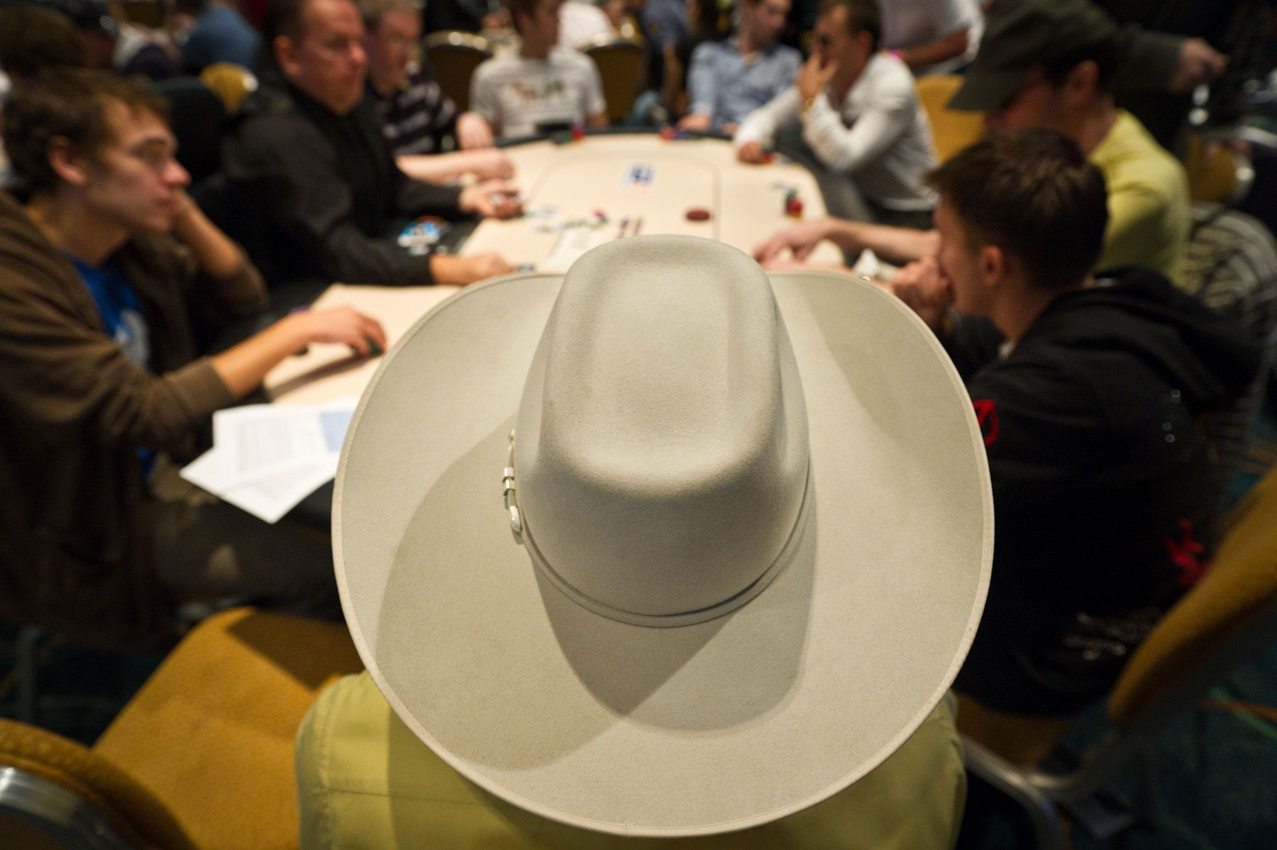 The God Father of Poker. Doyle Brunson