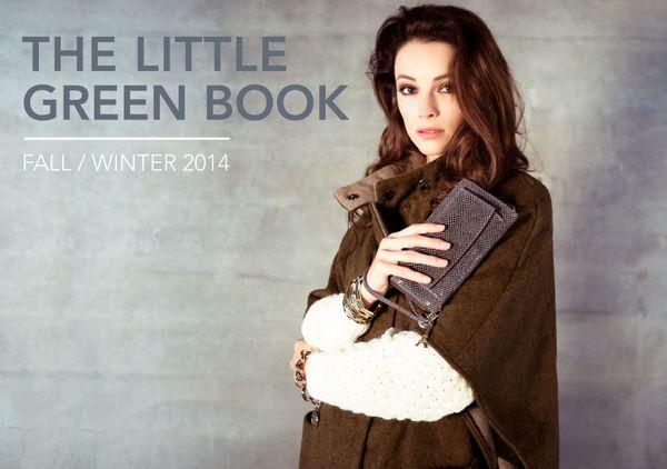 Lookbook FW 14 The Little Green Bag