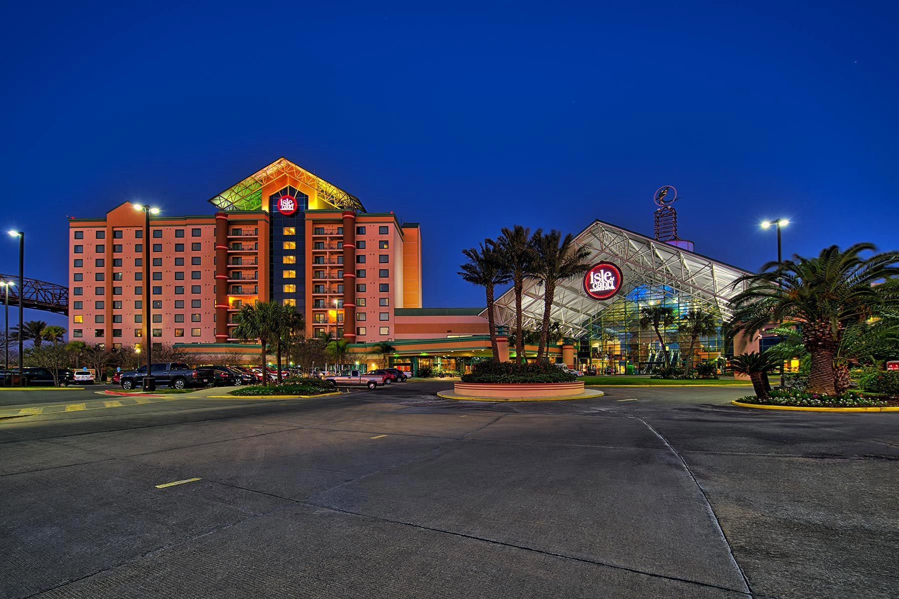 Isle Of Capri Casino, Lake Charles, LA