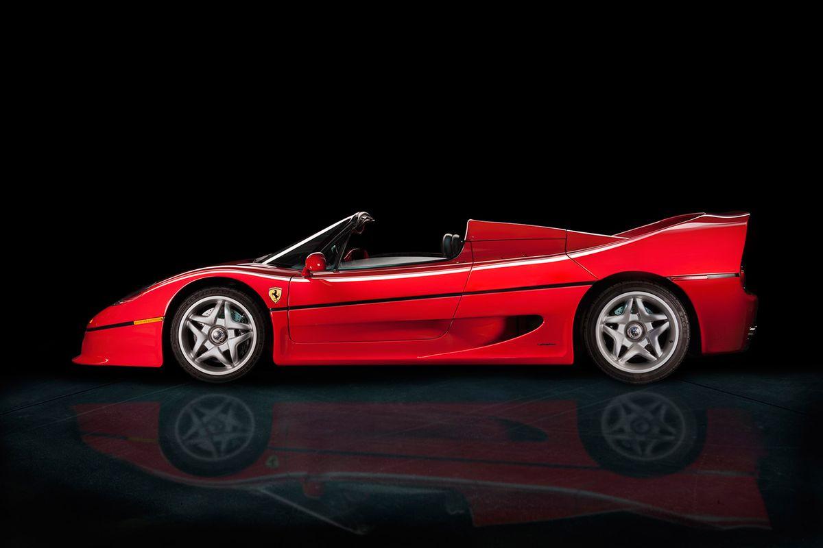 Client: RM Sotheby's Ferrari F50