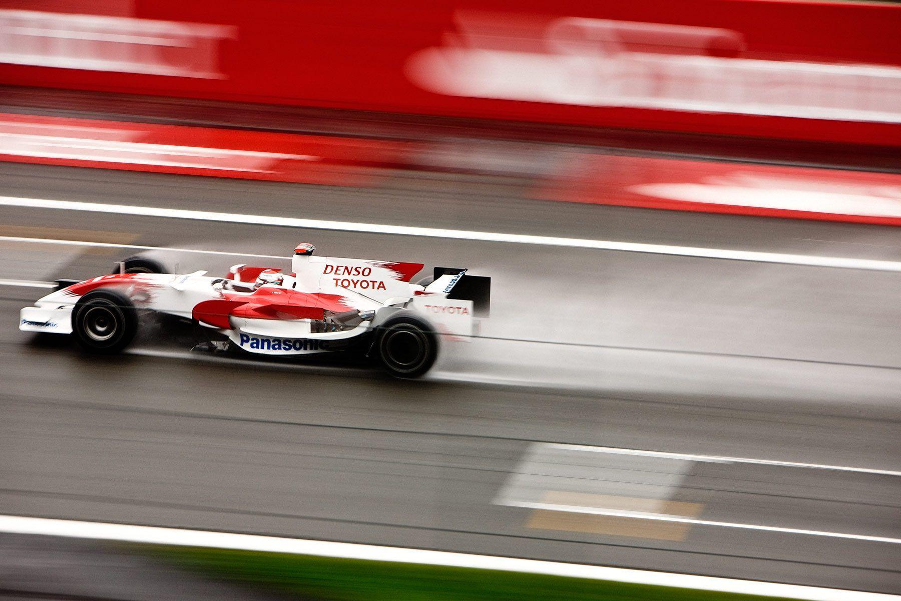 Formula 1 Toyota