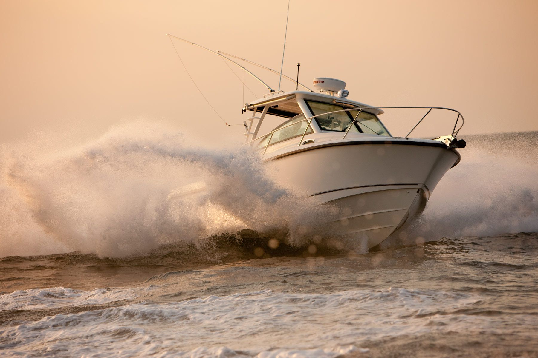 Client: Boston Whaler