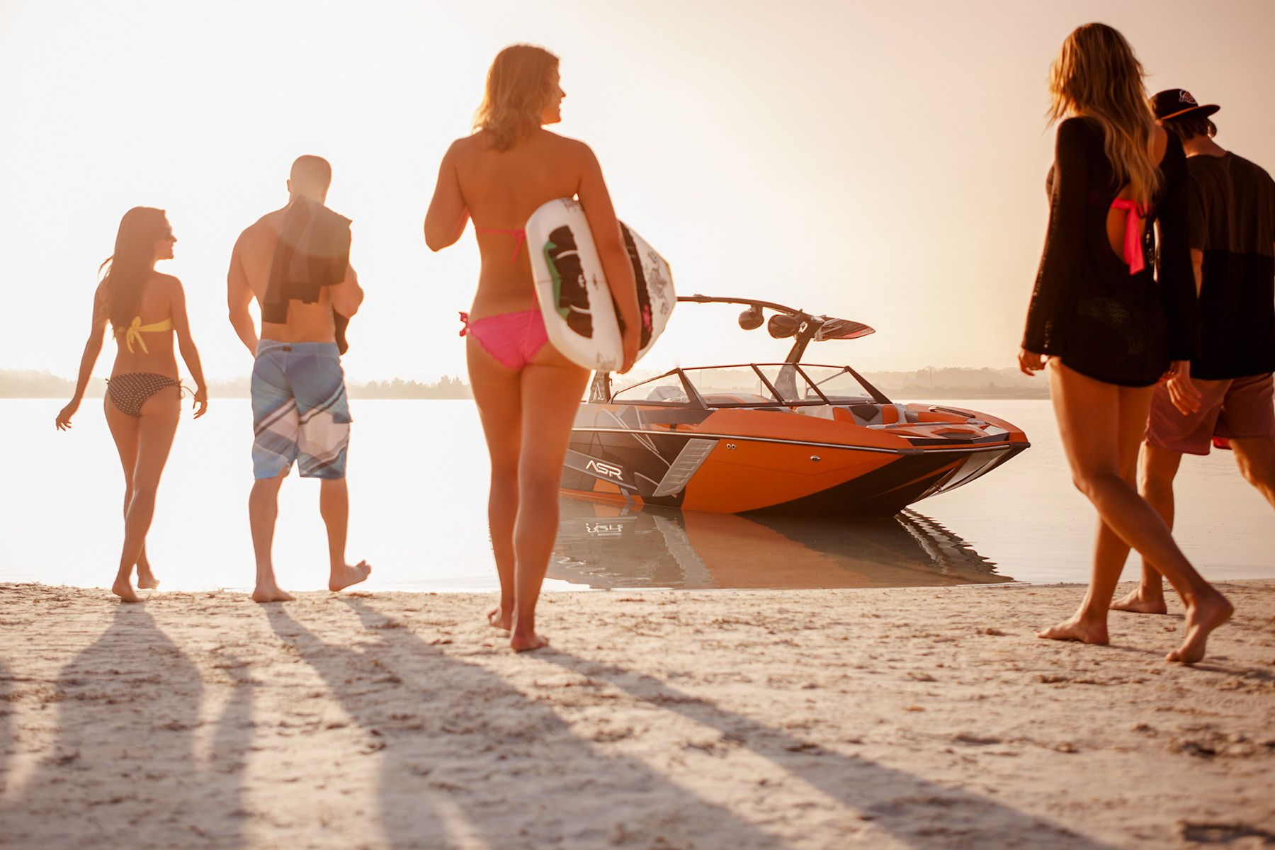 Client: Tige' Boats