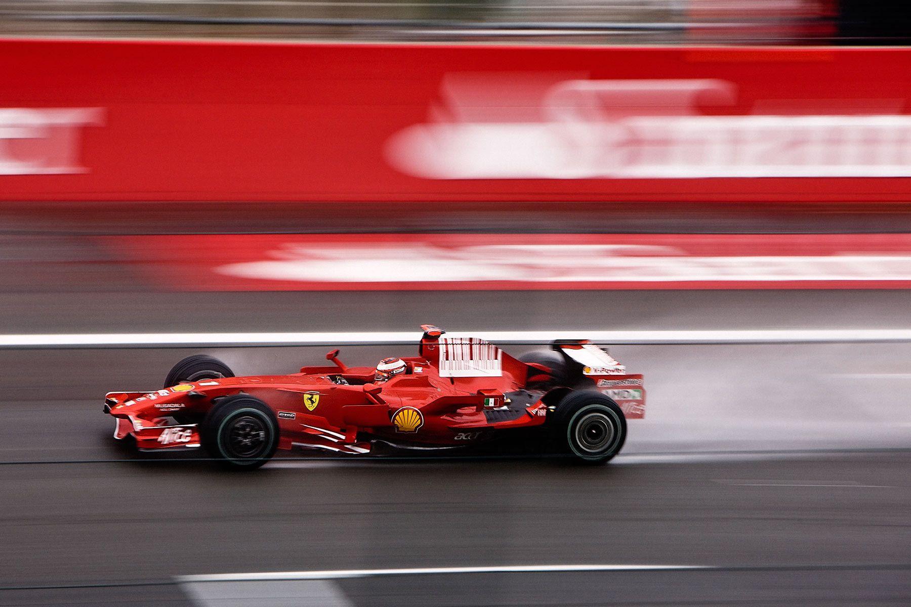 Kimi Raikkonen/ Ferrari