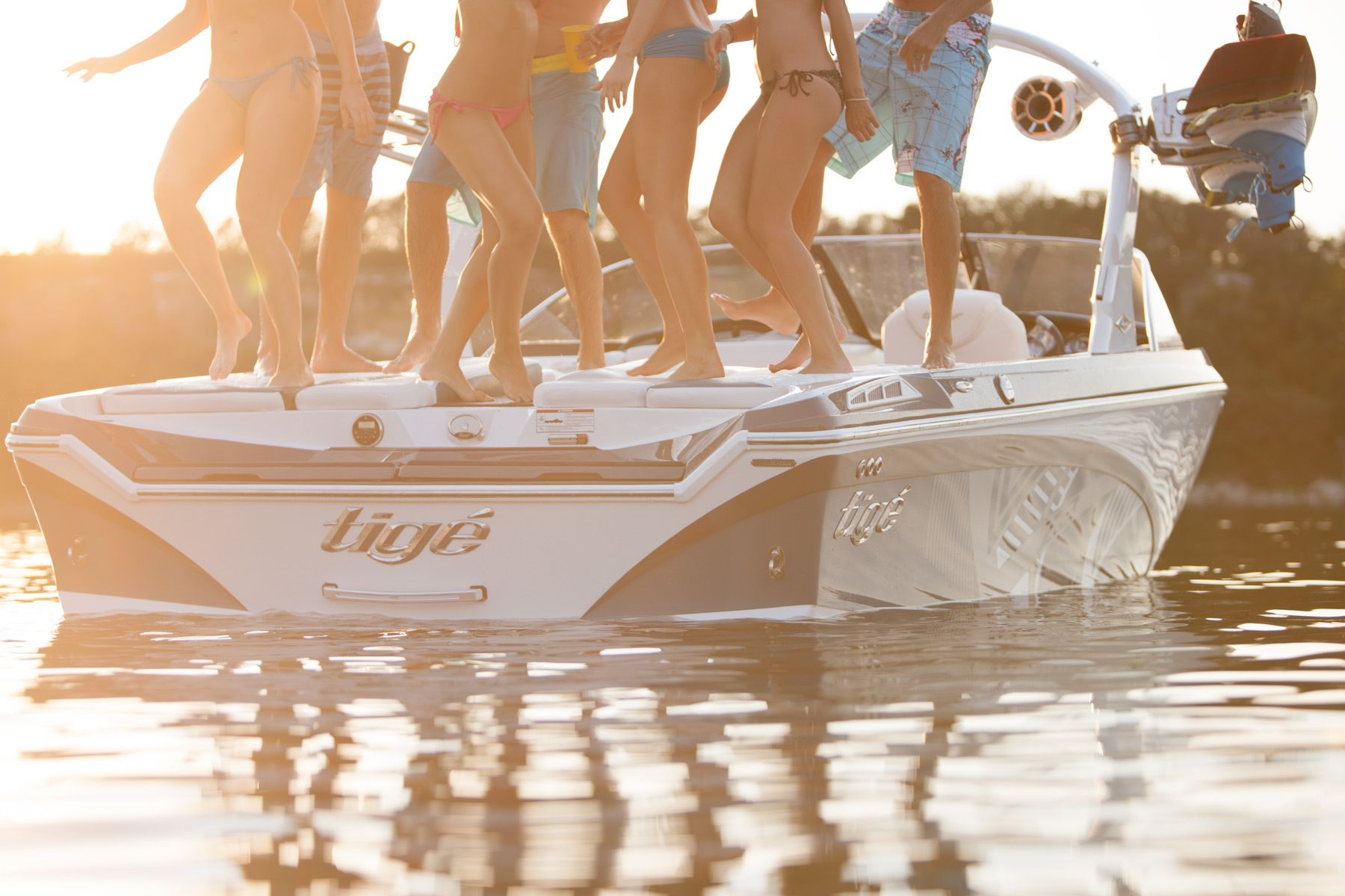 Tige' Boats Catalog & Website
