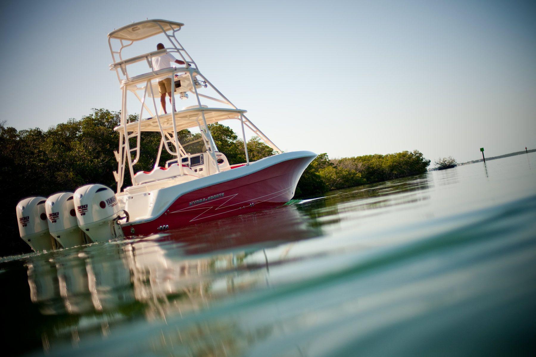 HydroSports Boats
