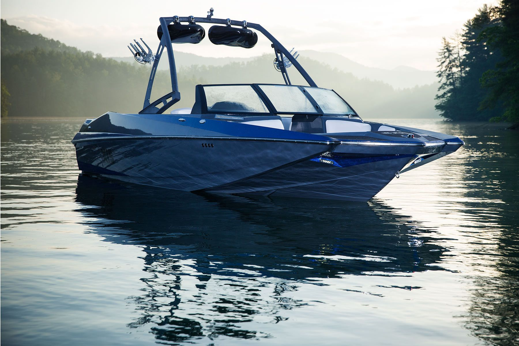 Axis Boats website