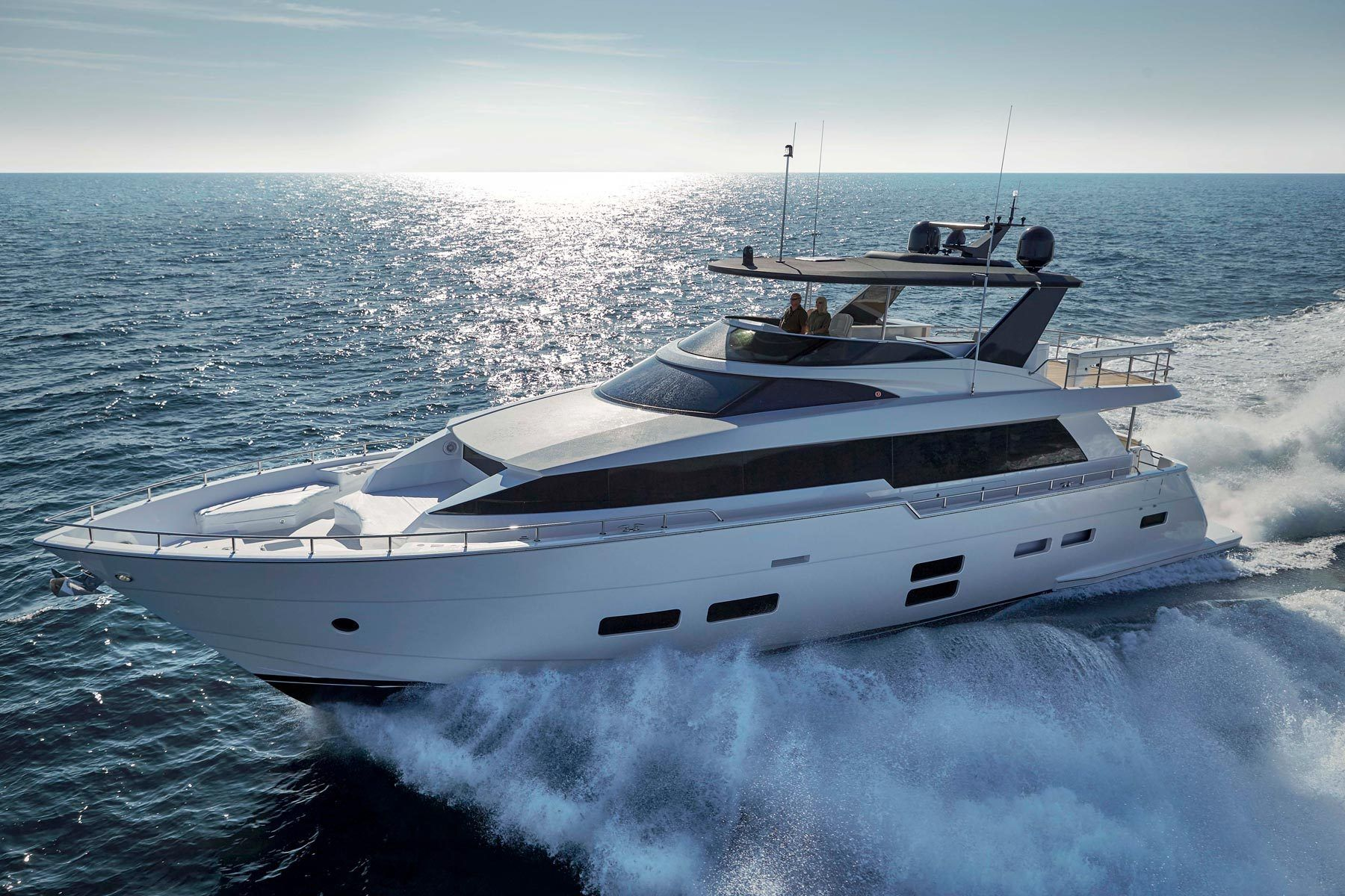 Client: Hatteras Yachts