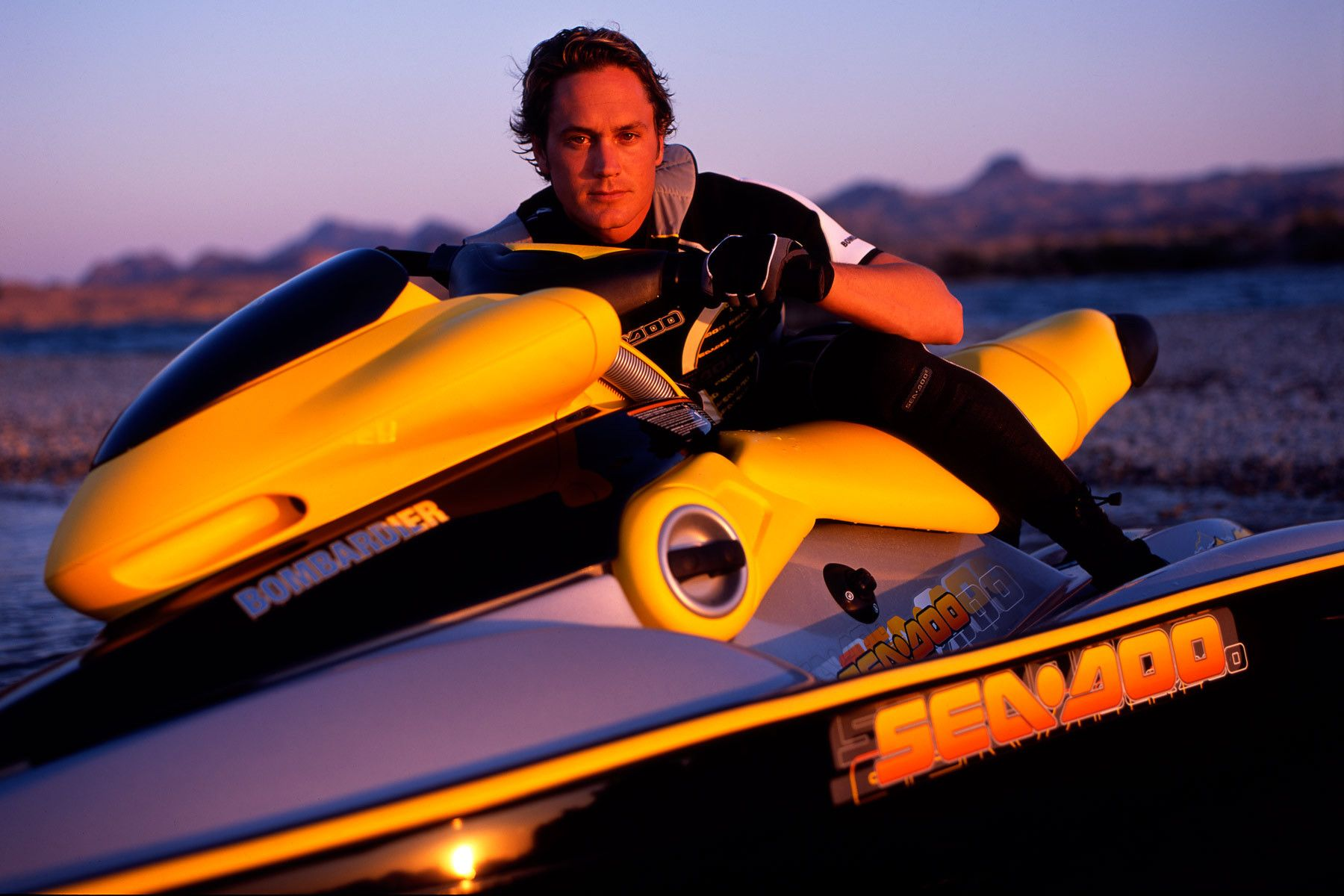 Client: SeaDoo/ Bombardier