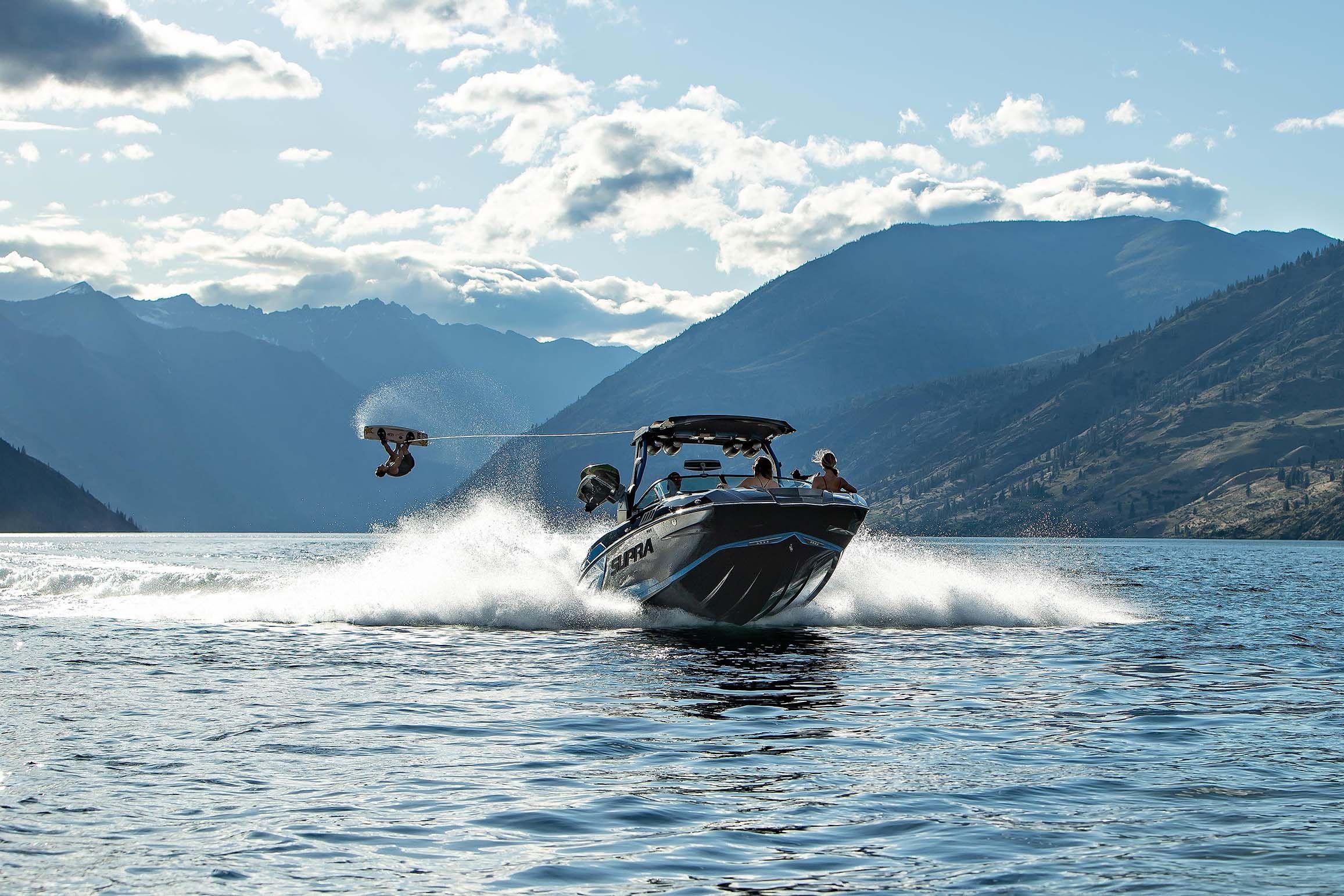 Client:Supra Boats