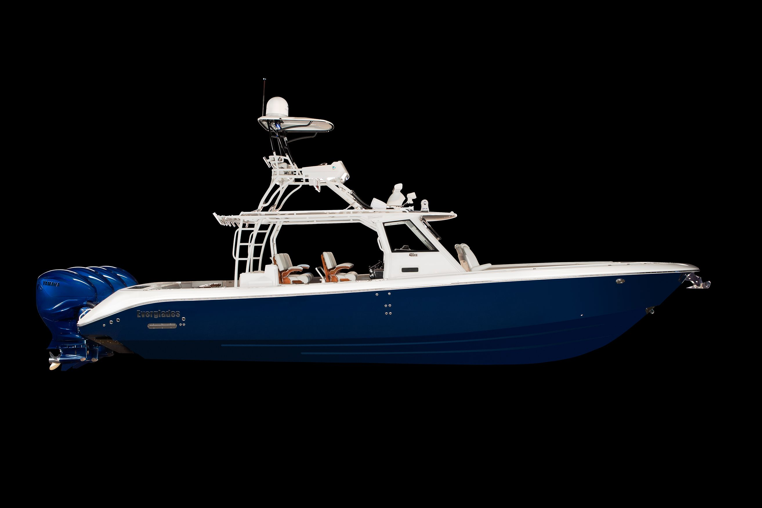 Client: Everglades Boats