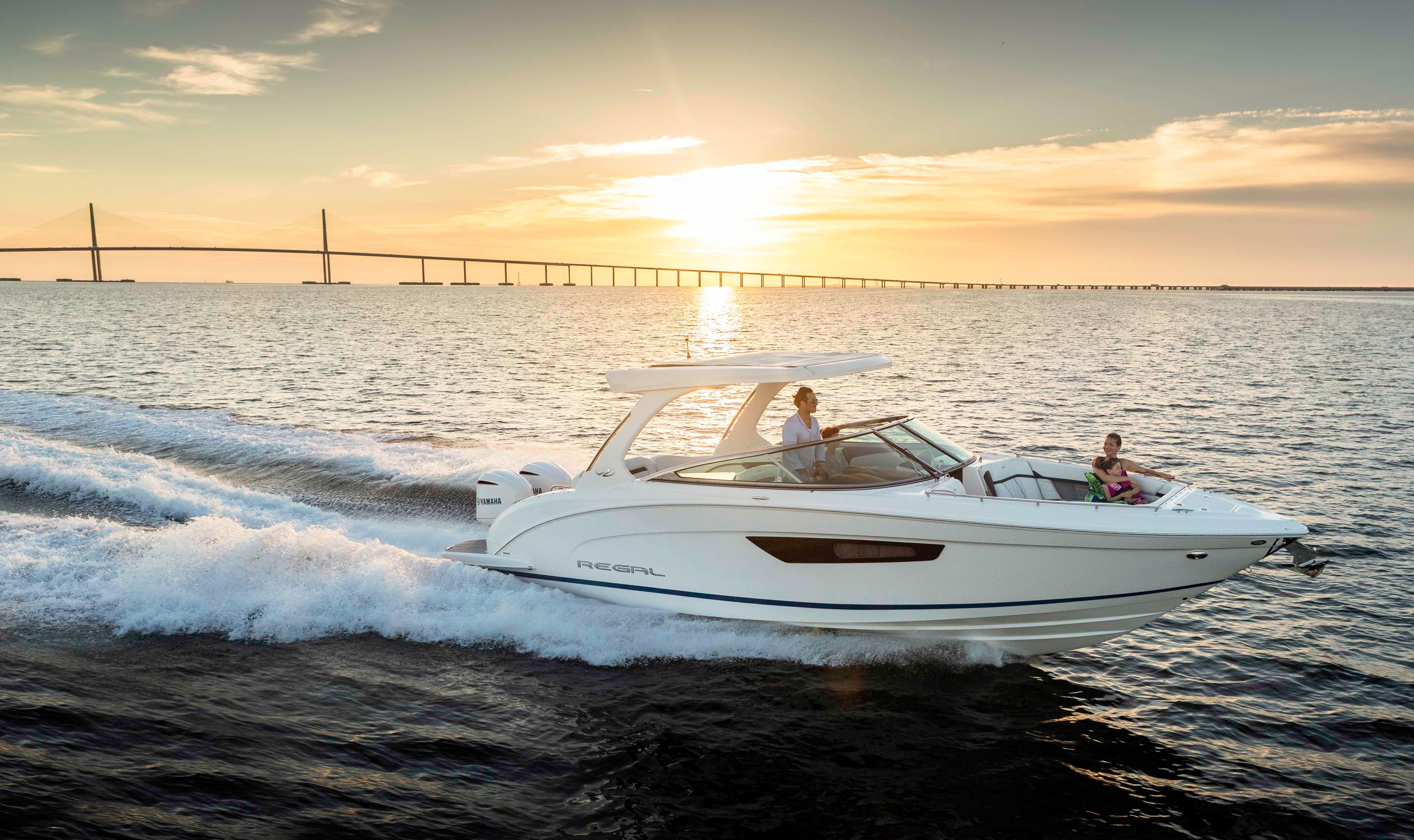 Client: Regal Boats
